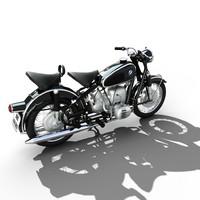 3d model bmw r50 1958