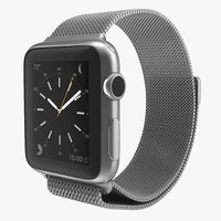 Apple Watch 38mm Milanese Loop 2