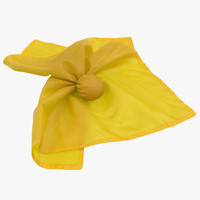 3d football penalty flag yellow