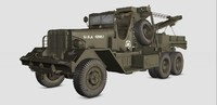 US Army Truck GMC CCKW 353 -A