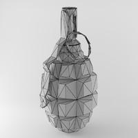 3d grenade bomb