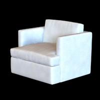 3d chair stitch cushion