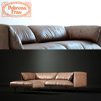 3d model poltronfrau sofa