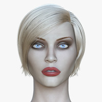 3ds max realistic supermodel body nadja