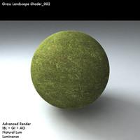 Grass Landscape Shader_002