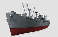 SS John W. Brown Liberty ship