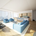 lounge room 3D models