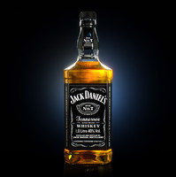 jack daniel s bottle 3d obj