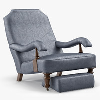 3d byron chair seat