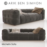 3d michelin sofa arik ben