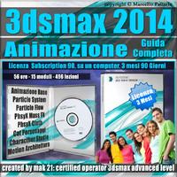 3ds max 2014 Animazione Guida Completa 3 Mesi