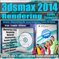 3ds max 2014 Rendering Guida Completa 3 Mesi