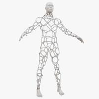 Voronoi Man 01