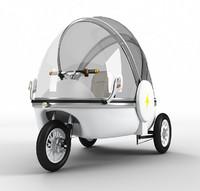 electric 3d model