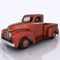 maya pick-up truck