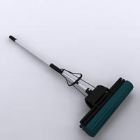 3d max sponge mop
