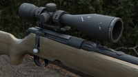 3d savage 340 rifle scope