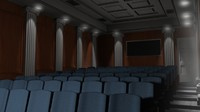 Small Screening Room