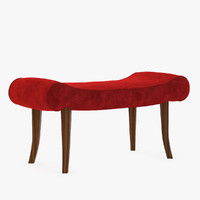 calla bench 3ds