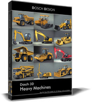 Dosch 3D - Heavy Machines
