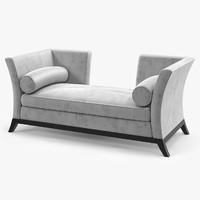 3ds max chapel street lisson daybed