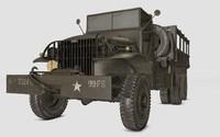maya gmc cckw army cargo truck