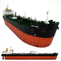max oil tanker baltic soul