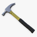 claw hammer 3D models