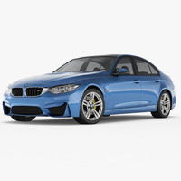 BMW M3 F80 2015