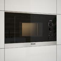 3d miele microwave