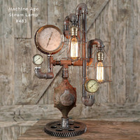 Steam lamp #483