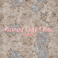 Ruined Clay Floor
