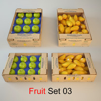 Fruit Set 03