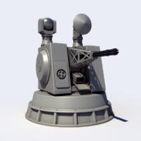 3dsmax type 730 ciws 30