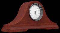 3d fireside clock nr 2