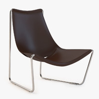 3d model valitalia apelle chair