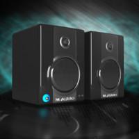 3d m-audio m- av40