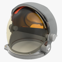 NASA Space Helmet 2
