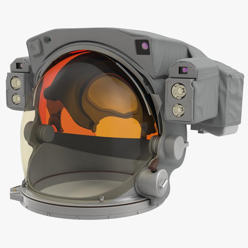 NASA Space Helmet 3d model 00.jpg