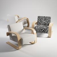 armchair 400 3d x