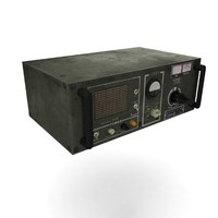 3d military amplifier