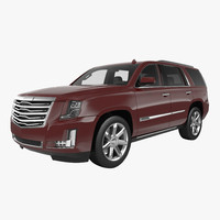 3d model generic suv 2 simple