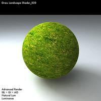 Grass Landscape Shader_020