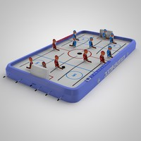 3ds max hockey