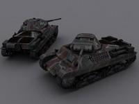 Carro Armato P26-40