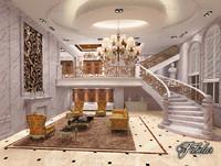 max hotel hall