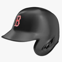 c4d baseball helmet rawlings boston