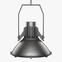 dry-dock pendant lamp 3d model