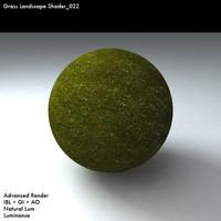 Grass Landscape Shader_022