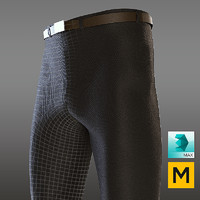 trousers design marvelous 3d max